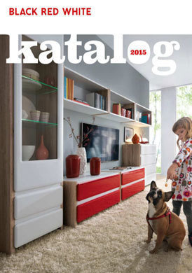 Gazetka promocyjna Black Red White - Katalog 2015