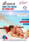Gazetka promocyjna Atlas Tours - Carnival- Cruise of your life - ważna do 31-12-2016