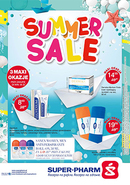 Gazetka promocyjna Super-Pharm - Summer sale