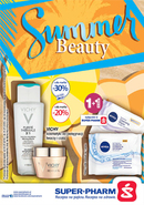 Gazetka promocyjna Super-Pharm - Summer beauty