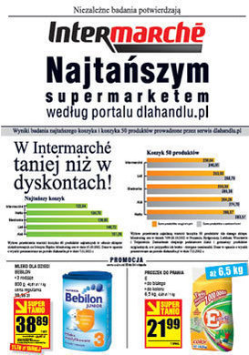 Gazetka promocyjna Intermarche Super - Intermarche Super