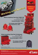 Gazetka promocyjna B&B TOOLS Poland - Working with winners - ważna do 31-03-2015