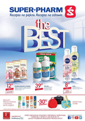 Gazetka promocyjna Super-Pharm - The Best! - ważna do 30-08-2017