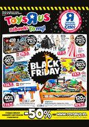 "Gazetka promocyjna Toys""R""Us - Black Friday"