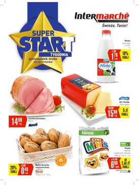 Gazetka promocyjna Intermarche Contact - Super oferta
